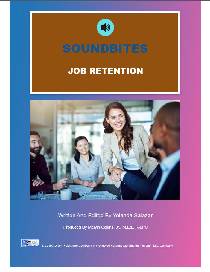 ADAPT Publishing  Sound Bite Sample